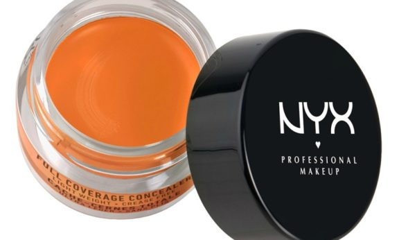 NYX Professional Makeup - Concealer Jar – Orange