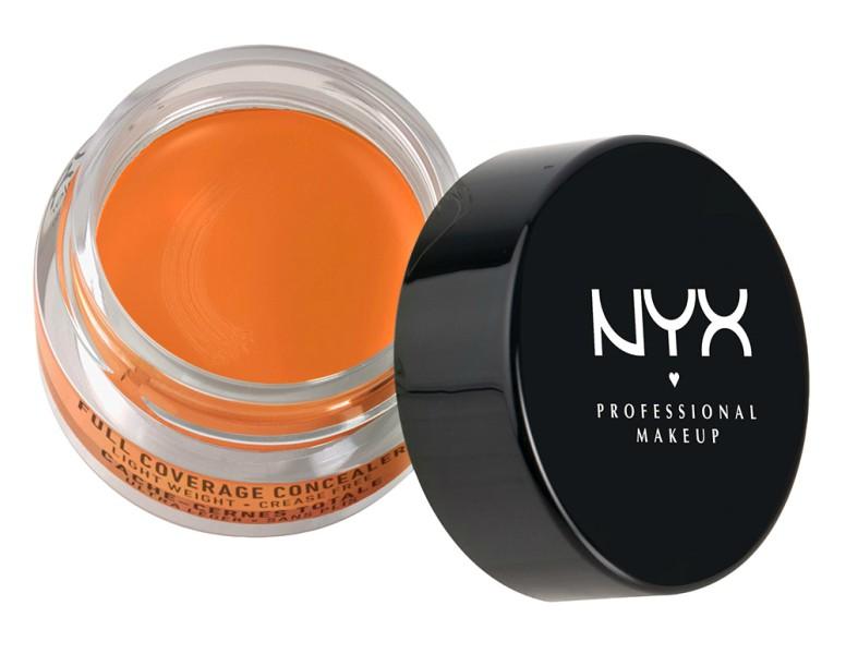 NYX Professional Makeup - Concealer Jar – Orange